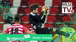 DVTK – Mezőkövesd Zsóry FC | 1-1 | (0-0) | OTP Bank Liga | 19. forduló | MLSZTV