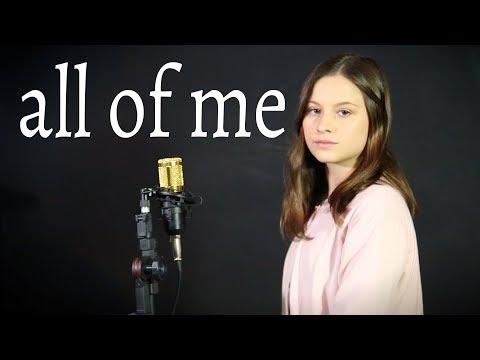 ALL OF ME John Legend  Cover - Rafa Gomes