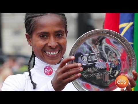 Sport America: Interview  with Bayesa Gemechu
