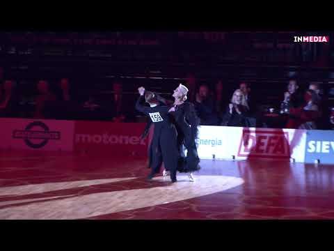 Evaldas Sodeika - Ieva Zukauskaite   F Viennese Waltz   Finnish Open 2018