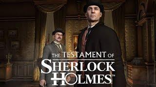 The Testament Of Sherlock Holmes PL #2 - Partyjka w szachy