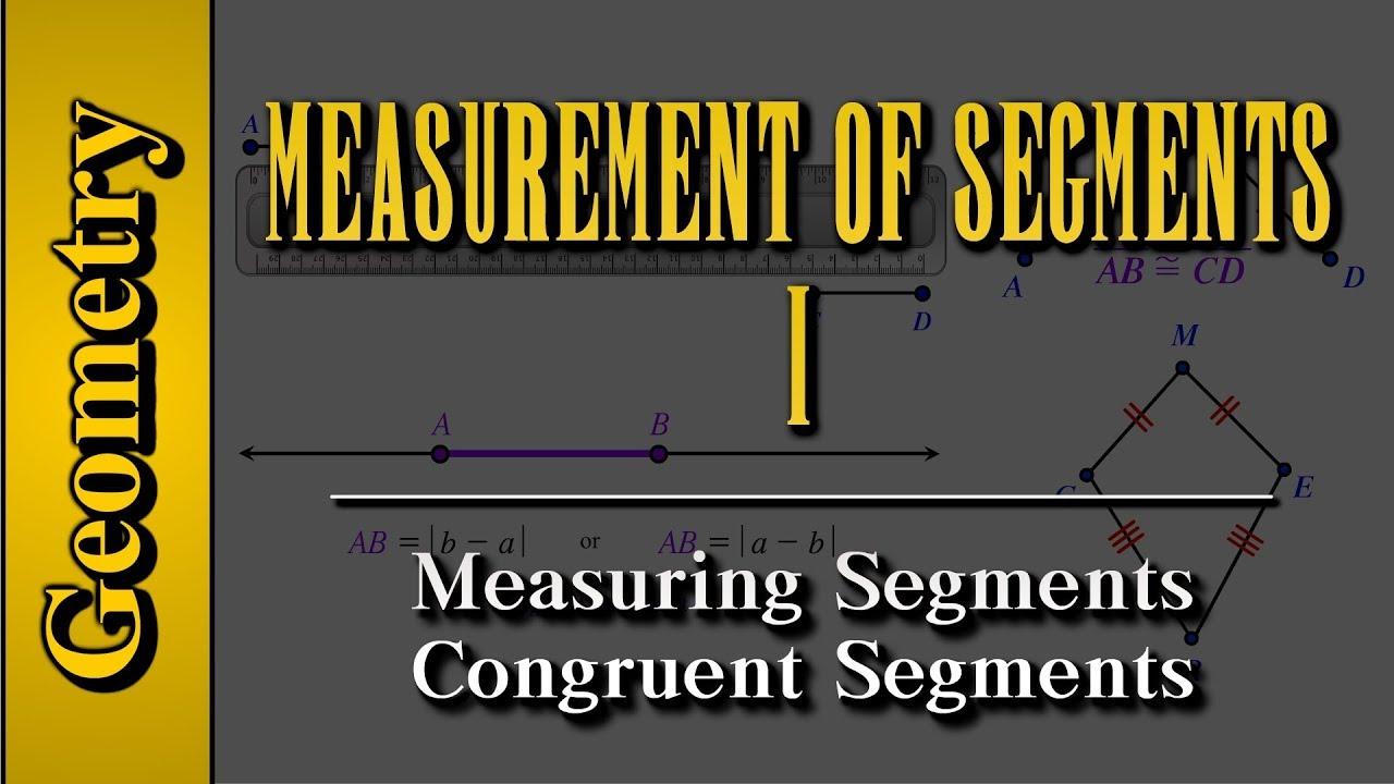 Measuring Segments - Academic Support Center