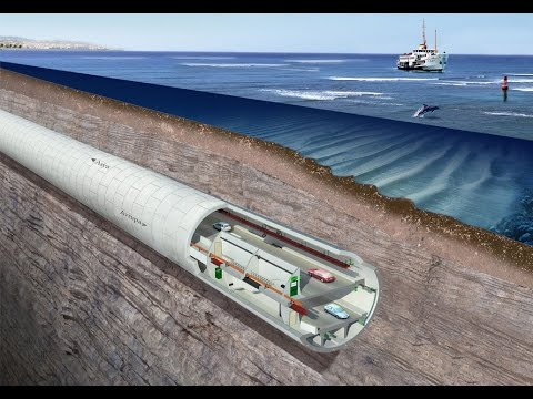 EURASIA TUNNEL PROJECT-İSTANBUL-ENGLISH