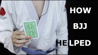 How Jiu Jitsu improved my Magic