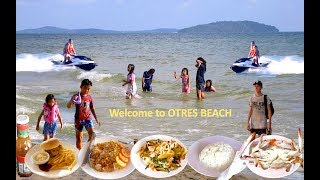 Otres Beach at Sihanoukville Province in Cambodia | The Most Beautiful Beach in Southeast Asia