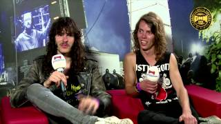 interview Evil Invaders - Graspop Metal Meeting 2015