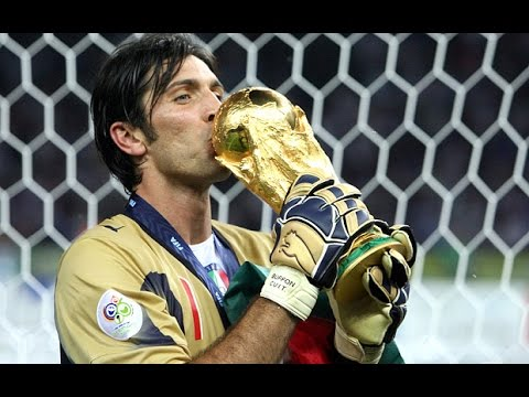 Gianluigi Buffon Top Saves 10 - 01 (1996-2008) - Part 2