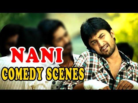 Hero Nani Super Comedy Scenes || Back 2 Back Scenes