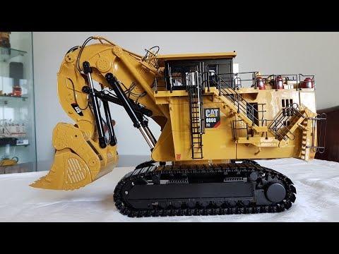 Cat 6090 FS - Scale Model 1:48 - Diecast Model