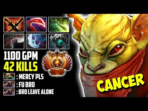 CANCER/EBOLA BOUNTY HUNTER KILLING MACHINE WITH 42 KILLS AND 1100 GPM BY MagE