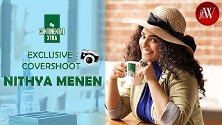 Nithya Menen for Jfw photoshoot| I can talk like a baby | JFW Covershoot