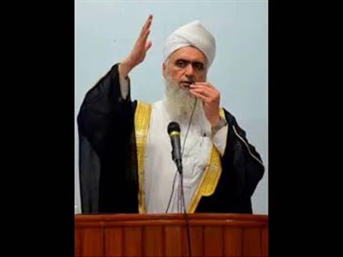 AL-Aqsa mosque's(palestine)  Imam giving lecture in Mohakhali Dohs [EXCLUSIVE]  part-1