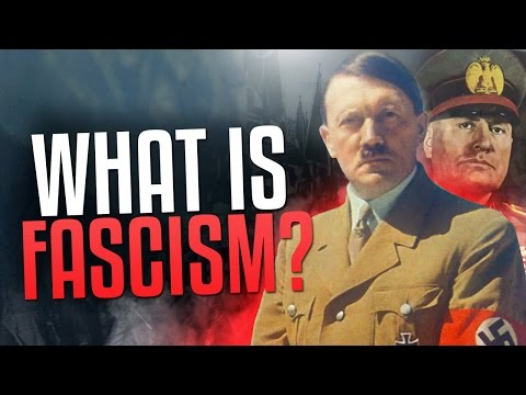 What is Fascism? (A Philosophical Commentary)