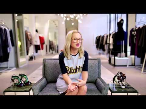 Hudson's Bay | Shoe Designer Sophia Webster