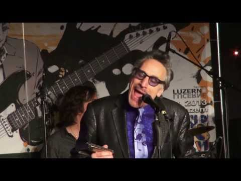 "Rick Estrin & the Nightcats - ""Callin' All Fools""[Lucerna 2013/11/15]"