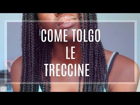 COME TOLGO LE TRECCINE | RISPONDO ALLE VOSTRE DOMANDE|