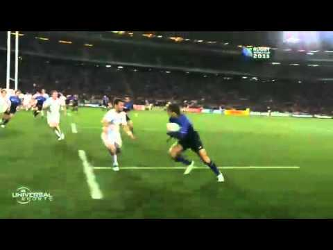 Rugby: France 19-12 England