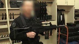 Armes lourdes, convoi sous haute sécurité… BFMTV a suivi le transfèrement sensible d'un détenu