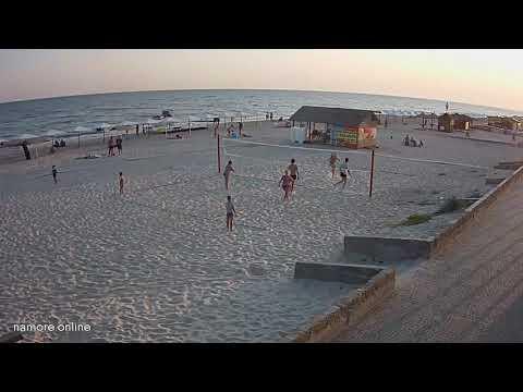 Лазурное веб-камеры море пляж набережная онлайн