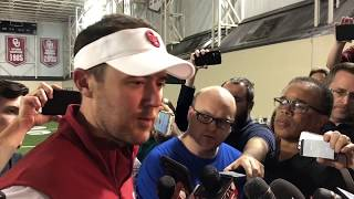 OU Football: Riley on dismissing Stoops