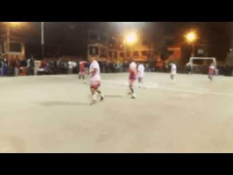Fútbol de barrio Bayovar SJL