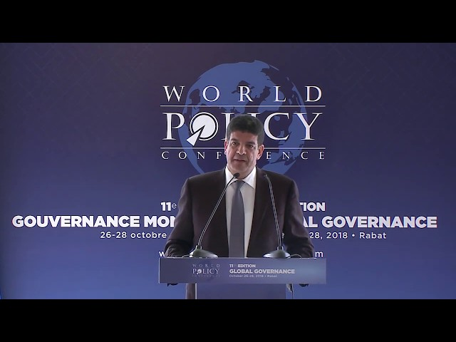 WPC 2018 - Lunch debate with Mustapha Bakkoury