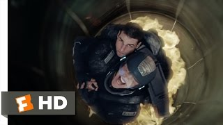 Minority Report (2/9) Movie CLIP - Anderton Runs (2002) HD