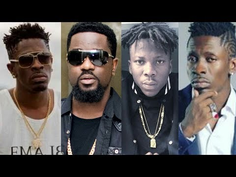 SHATTA WALE - SARKODIE Diss Track    STONEBWOY And SHATTA WALE On Each Other's Throat.