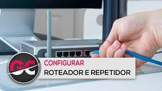 Como Configurar Roteador Intelbras WR240 como repetidor