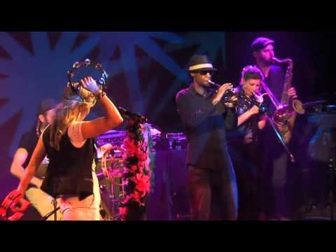 """Hurricane Season""  Black Masala   Live at The Hamilton"