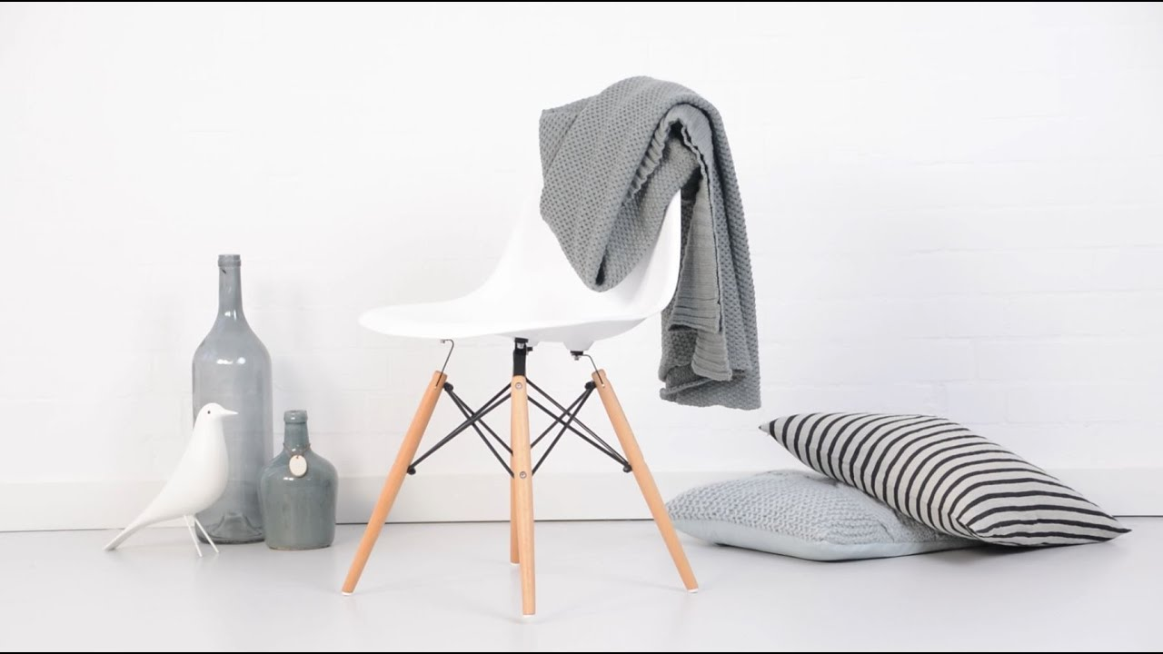 Eames DSW Stoel | Product Video | Furnaround