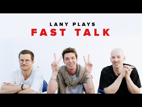 LANY Plays Fast Talk