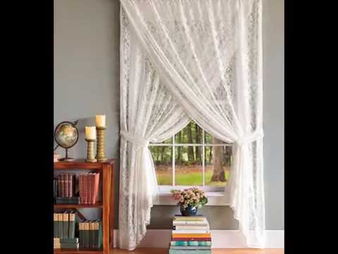 Curtain | Lace Curtain Panels