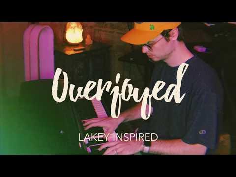 LAKEY INSPIRED - Overjoyed