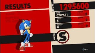 Sonic Forces Stage 5