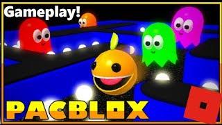 Roblox Pac-Blox (chair de poule saison)