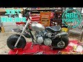 301cc Mini Bike Engine Mounted ~ Mini Bike Monday