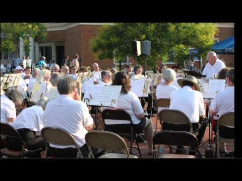 Winston-Salem Community Band Feb 10, 2013 Concert