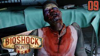 "Bioshock Infinite Gameplay Walkthrough Part 9 - ""DEAD...OR ALIVE?!?"" 1080p HD PC"
