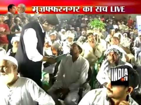 India TV Exclusive: Muzaffarnagar Ka Sach-1