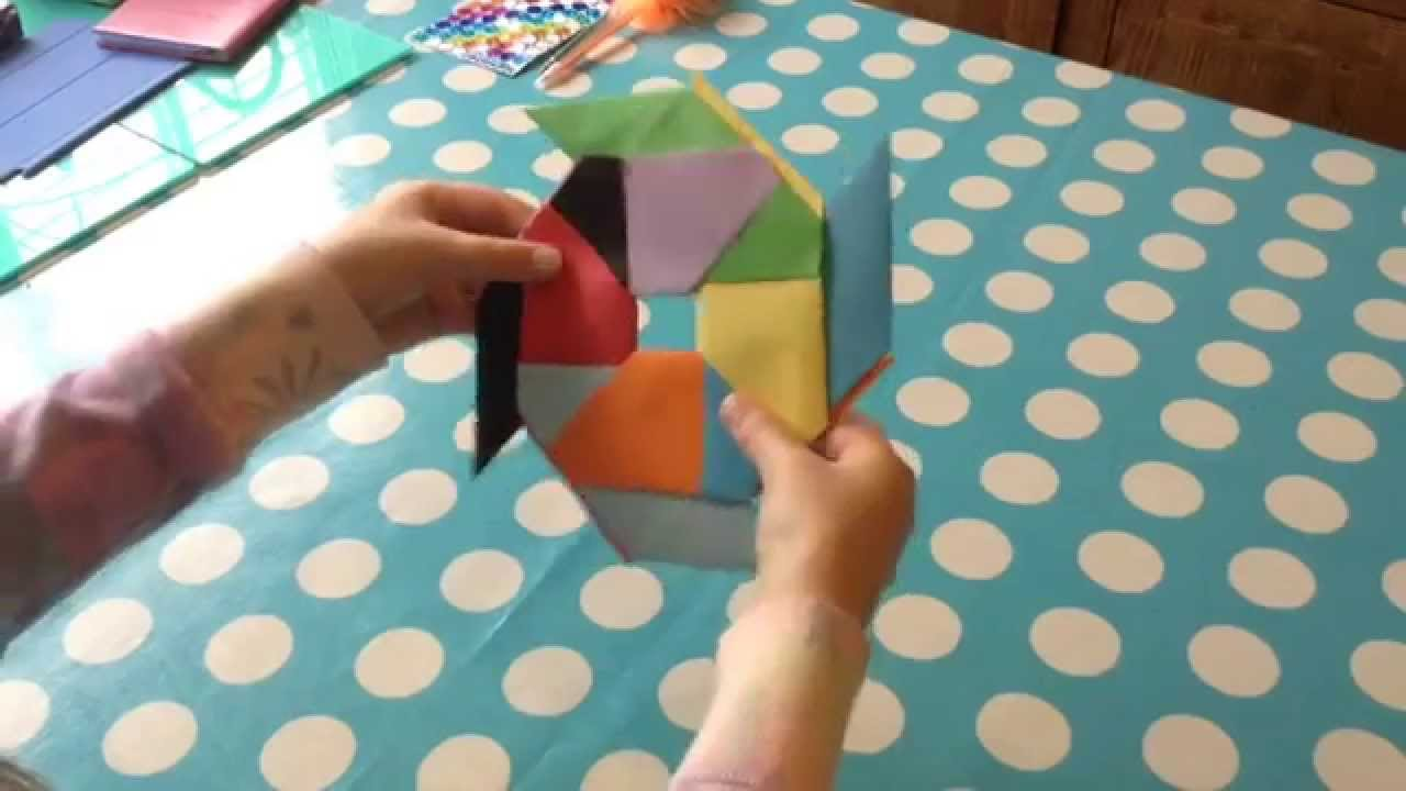 skye tv1 tutorial on 39 how to make an easy origami moving