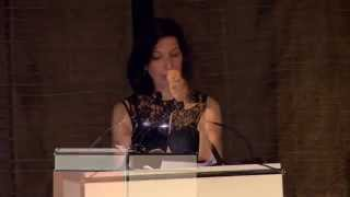 Huda Zoghbi Introduces the 2014 Vilcek Prizes for Biomedical Science