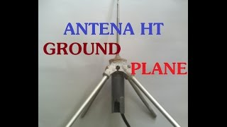 29.Antena HT Ground Plane