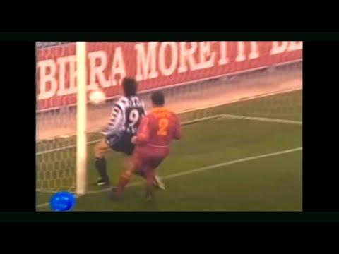 27/02/2000 - Serie A - Juventus-Roma - 2-1