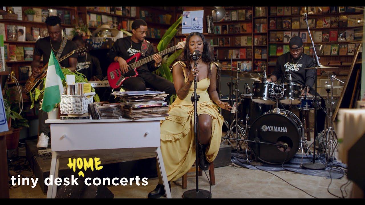 Download Tiwa Savage: Tiny Desk (Home) Concert