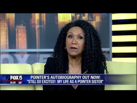Ruth Pointer on Good Day New York