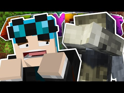 Minecraft | SCARY ANGEL DUNGEON!! | Crazy Craft 3.0 #2