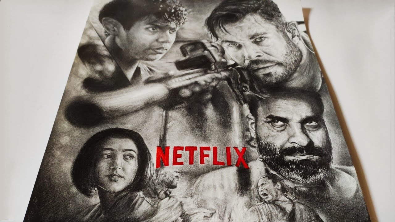 Extraction Sketch Netflix Vivek Chattrban Youtube