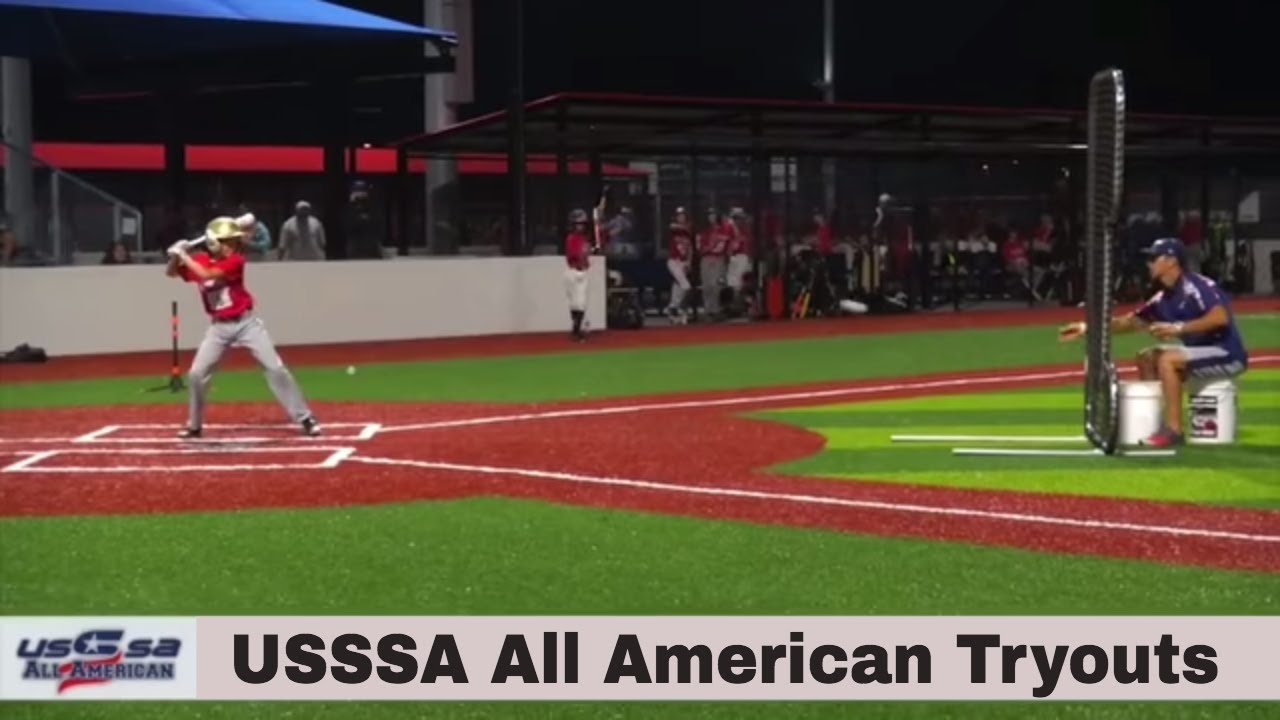USSSA ALL AMERICAN TRYOUTS [2019]