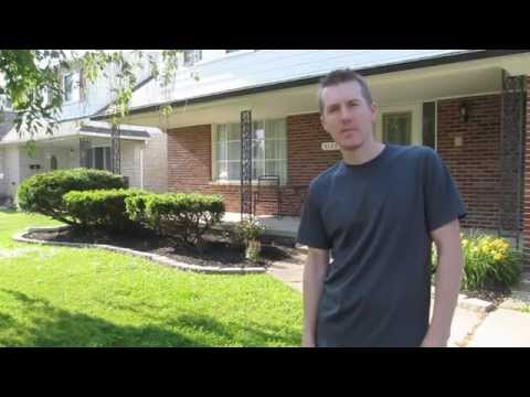 Easy Landscape Wall - Front Yard Edging
